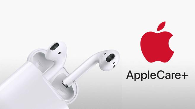 AppleCare+ für Kopfhörer©Apple