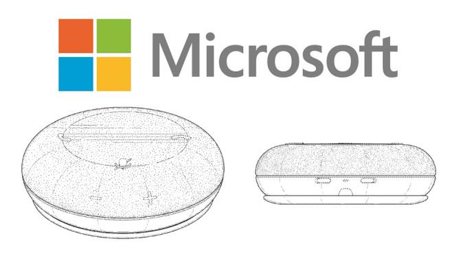 Microsoft Surface Speaker©Microsoft (Fotomontage)