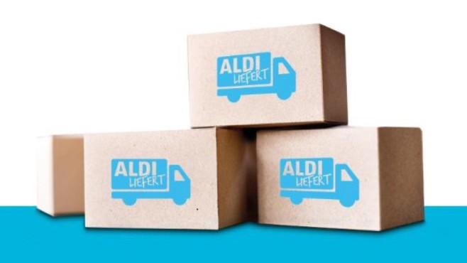 Logo Aldi liefert©Aldi