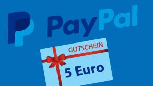 5 Euro Gutschein bei PayPal©SG- design-Fotolia.com, Paypal
