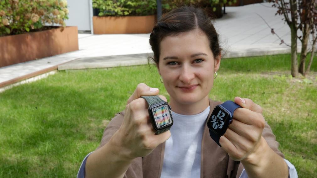 Apple Watch SE und Series 6