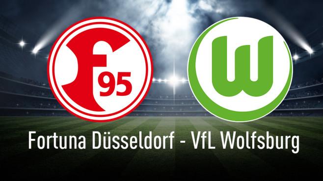 Fortuna Düsseldorf - VfL Wolfsburg©Fortuna Düsseldorf, VfL Wolfsburg