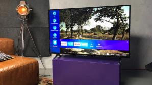Medion X15560 55-Zoll-Fernseher bei Aldi©COMPUTER BILD