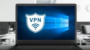 VPN Windows 10©iStock.com/asbe