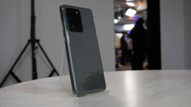 Samsung Galaxy S20 Ultra 5G©COMPUTER BILD