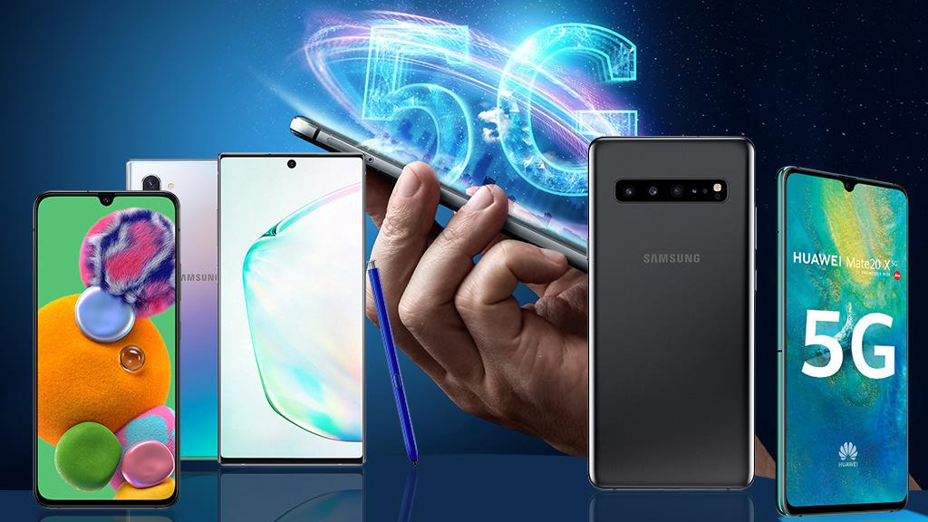 5G-Smartphones in der Übersicht: Diese Handys sind fit für die Zukunft!