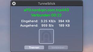 OpenVPN Mac: Tunnelblick©COMPUTER BILD