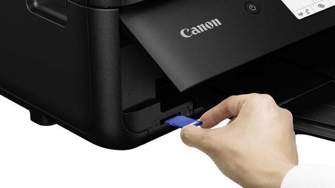 Canon Pixma TS9550 Kartenleser©Canon