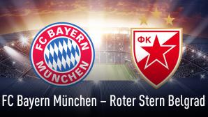 Roter Stern Belgrad - Bayern München©Roter Stern Belgrad, Bayern München, iStock-efks