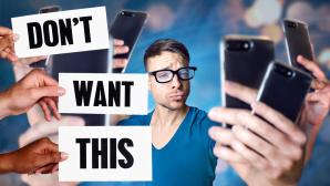 Kein Smartphone besitzen: Warum ich Handy-Ged�ns nicht brauche©iStock.com/photoschmidt, iStock.com/RapidEye