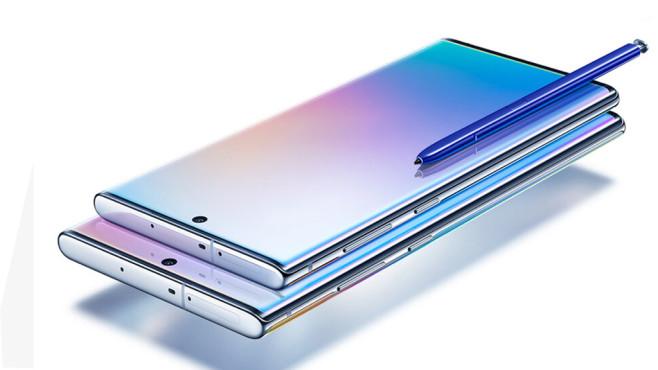 Samsung Galaxy Note 10©Samsung