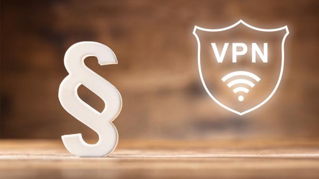 VPN-Client: Ist das legal?©iStock.com/AndreyPopov