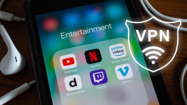 VPN: Streaming©iStock.com/Wachiwit
