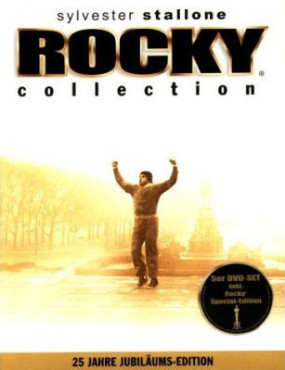 DVD, Programme, Audio und CD: 26 coole Eastereggs DVD: Die Rocky Collection