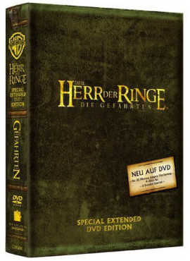 DVD, Programme, Audio und CD: 26 coole Eastereggs DVD: Herr der Ringe – Extended Version