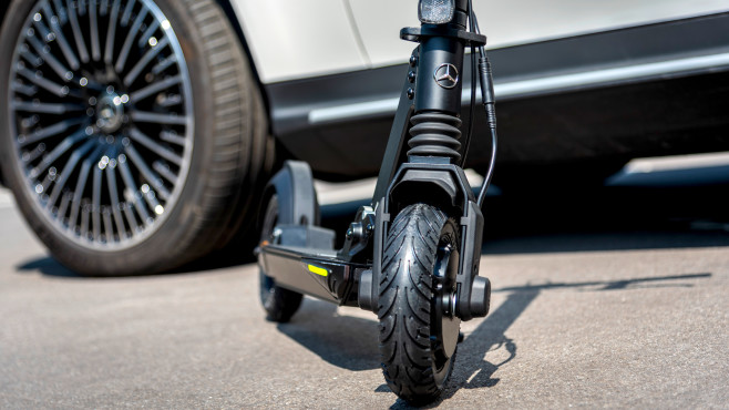 E-Scooter von Mercedes-Benz©Mercedes-Benz