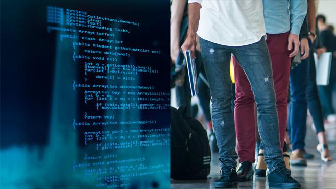 Computer©iStock.com/Victoria Labadie - Fotonomada, iStock.com/Fotos: Code