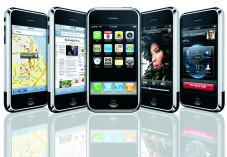 Der Mobilfunkanbieter Vodafone D2 hat eine Einstweilige Verfügung gegen den exklusiven Vertrieb des Apple-Handys iPhone durch den Rivalen T-Mobile erwirkt.