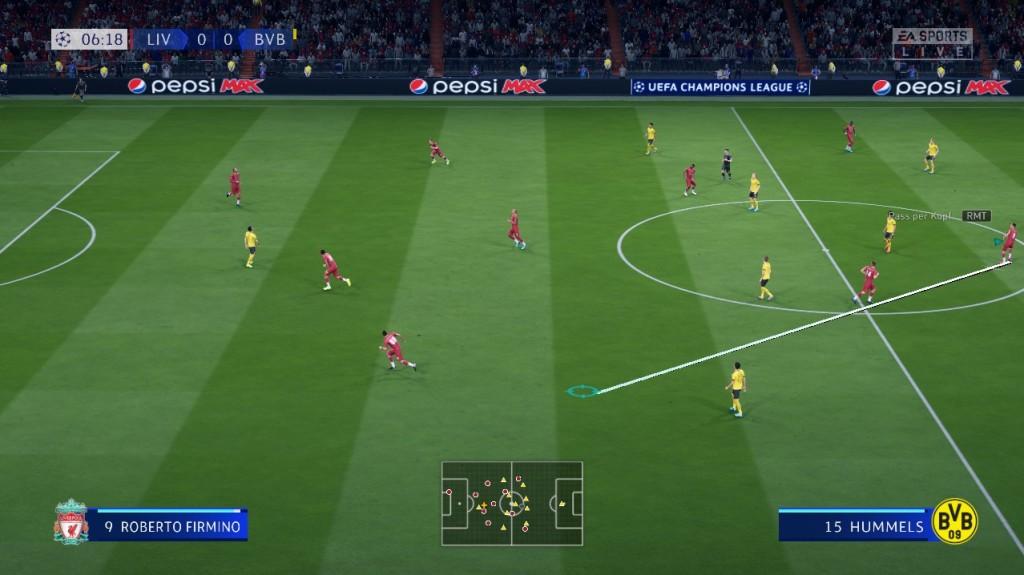 Screenshot 1 - FIFA 20