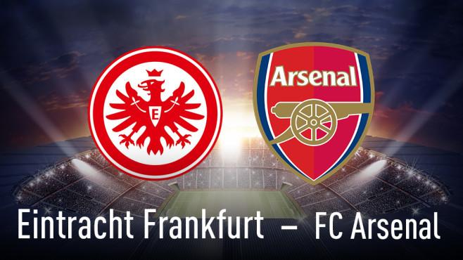 Frankfurt Gegen Arsenal