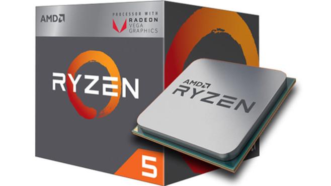 AMD Ryzen 5©AMD