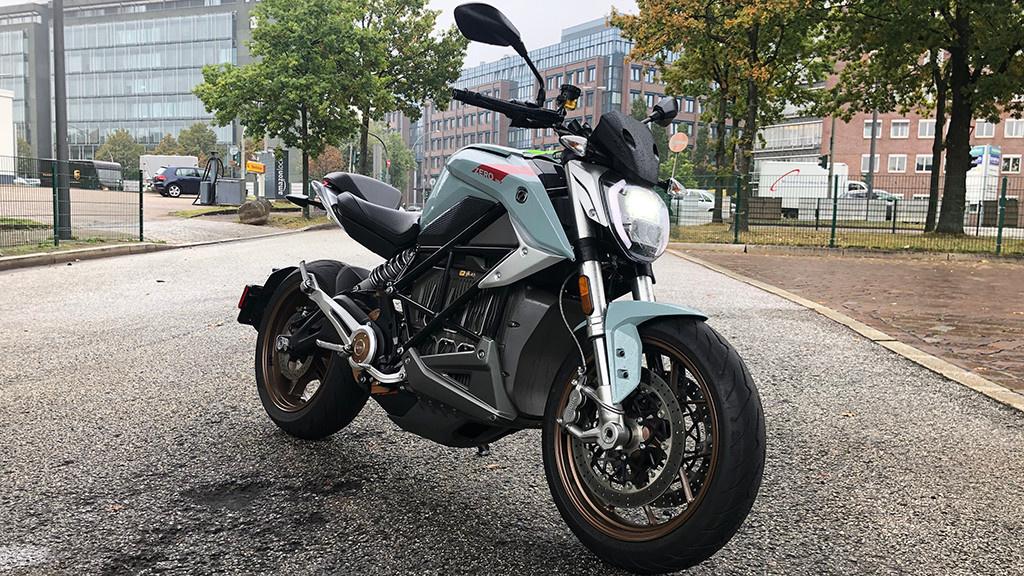 E-Motorrad Zero SR/F im Check: Endlich Touren!