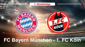 Bayern gegen Köln©Bayern München, 1. FC Köln, iStock.com/MARHARYTA MARKO