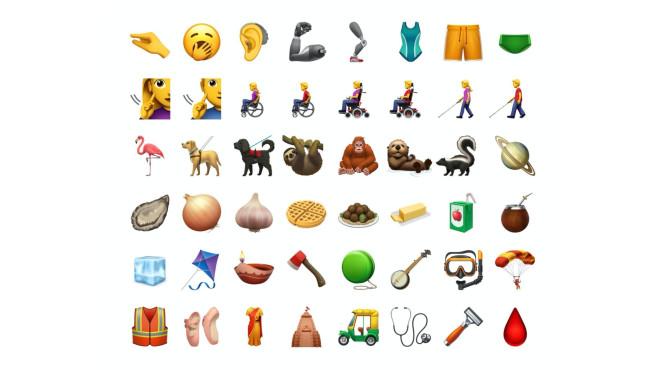 Apple iOS 13.2: Neue Emojis©blog.emojipedia.org