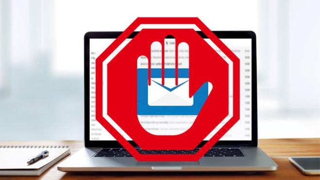 Blockade von T-Online-Mails©istock
