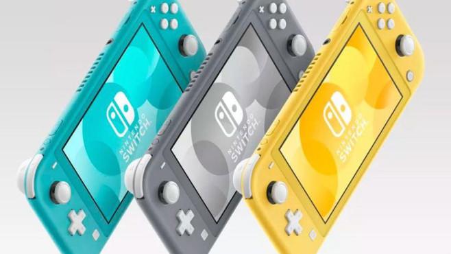 Nintendo Switch Lite©Nintendo