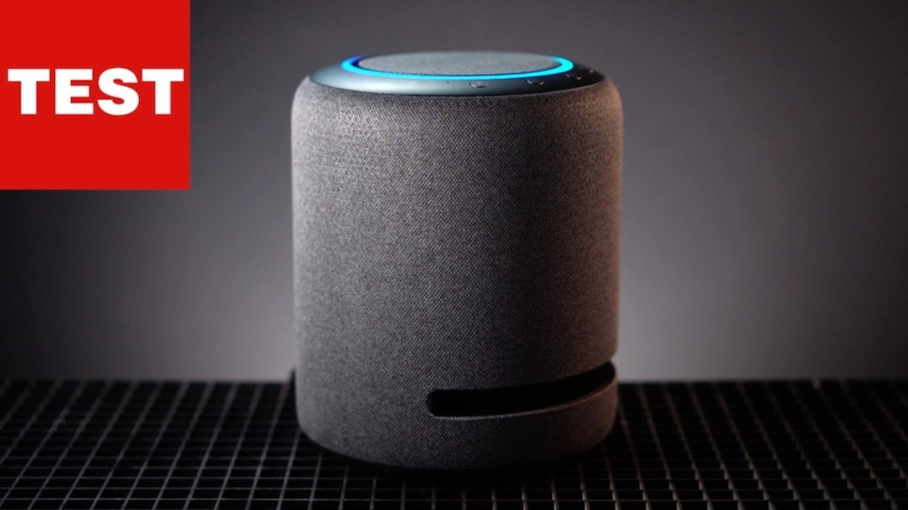 Amazon Echo Studio © Amazon, COMPUTER BILD
