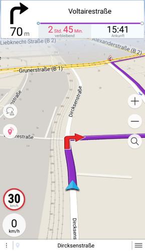 Navmii Offline GPS Welt (App für iPhone & iPad)