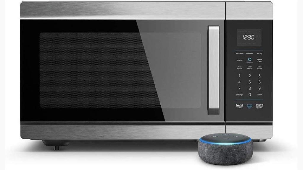 Amazon Smart Oven: Alexa, koch' für mich!