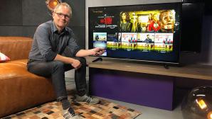 Grundig Vision 7 Fire TV Edition im Test: Die Benutzeroberfläche hat sich bei den Fire TV Streaming-Boxen und -Sticks bereits bewährt.©COMPUTER BILD