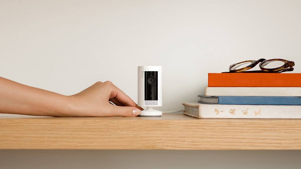 Ring Indoor Cam: Günstige WLAN-Überwachungskamera©Ring