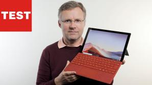 Microsoft Surface Pro 7 im Test©COMPUTER BILD