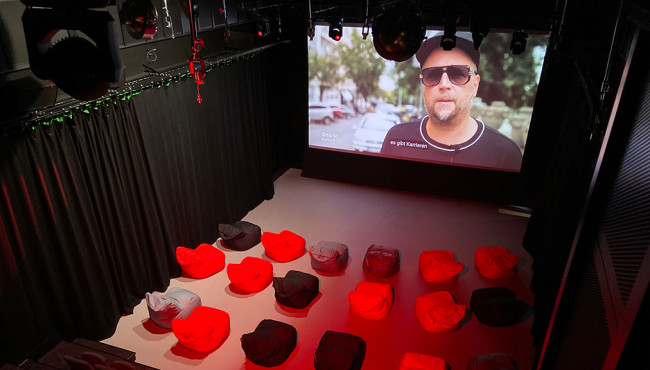 YouTube Space © YouTube, COMPUTER BILD