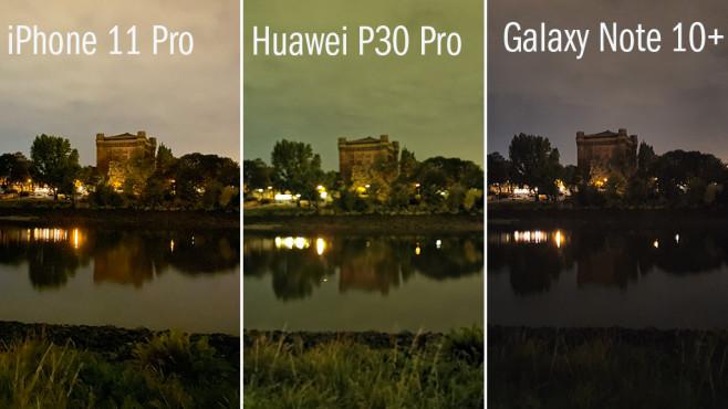 Apple gegen Samsung und Huawei: Wer baut das beste Top-Smartphone?©COMPUTER BILD
