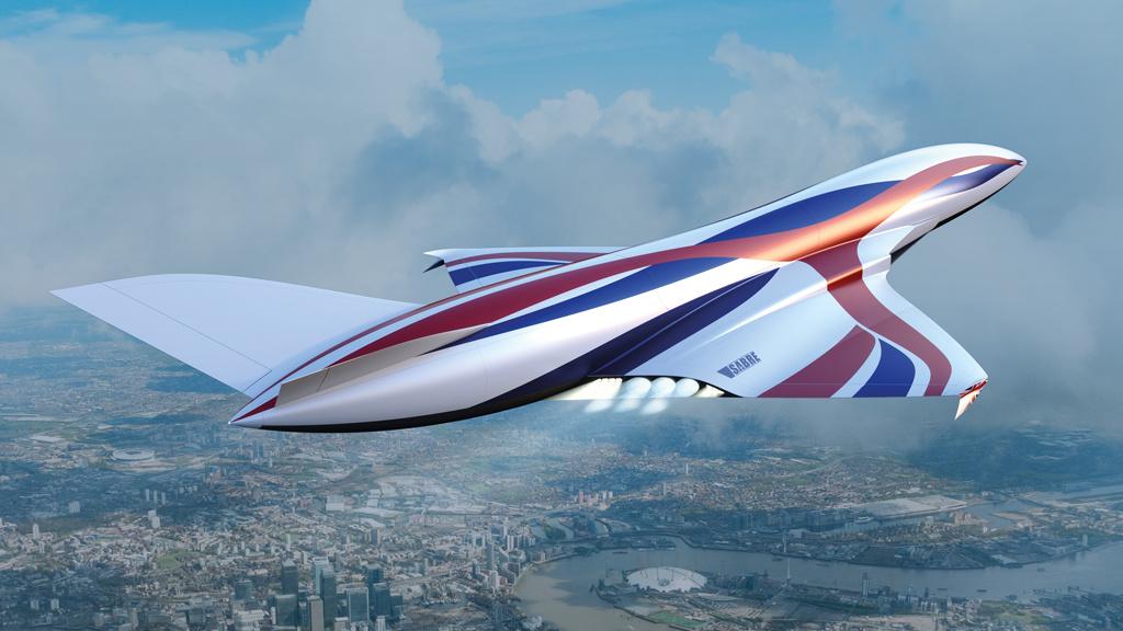 überschallflugzeuge