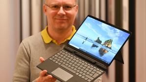 Microsoft Surface Pro X im Test: Der erste Eindruck©COMPUTER BILD