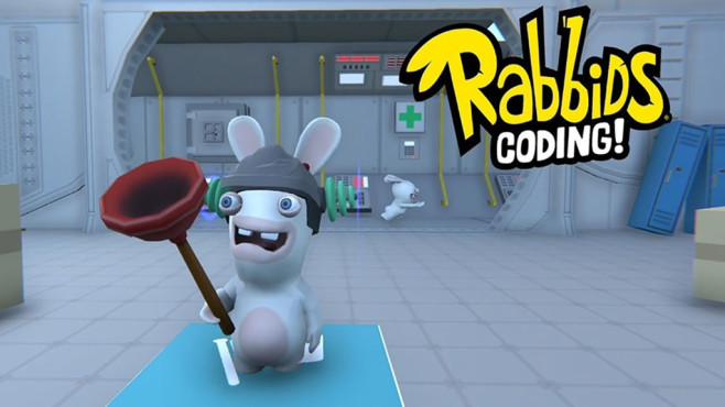 Coding Rabbids©Ubisoft