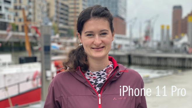 iPhone 11 Pro: Portraitmodus (Ausschnitt)©COMPUTER BILD