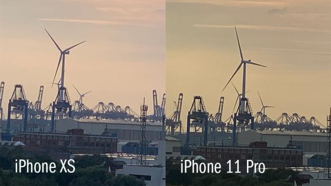 iPhone XS-Kamera: Tele©COMPUTER BILD