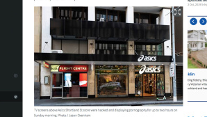 Asics Store © nzherald.co.nz