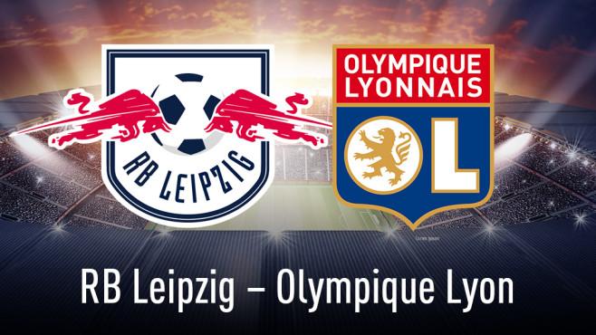 Champions League Rb Leipzig Gegen Lyon Live Sehen