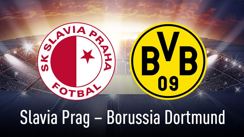 Dortmund Prag Live