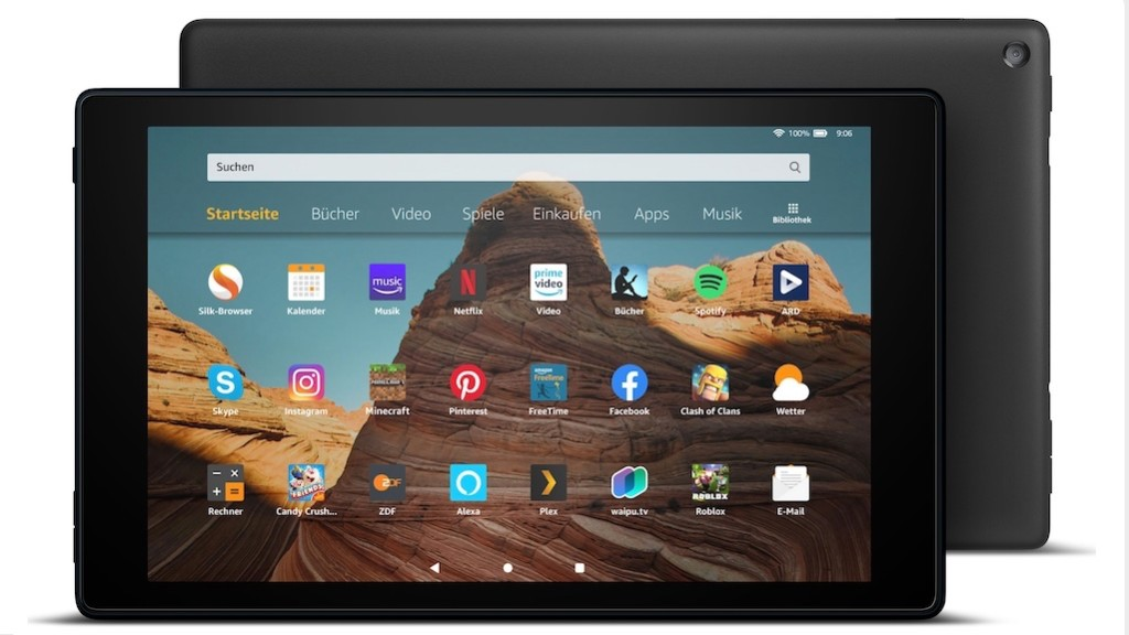Amazon Fire HD 10 © Amazon