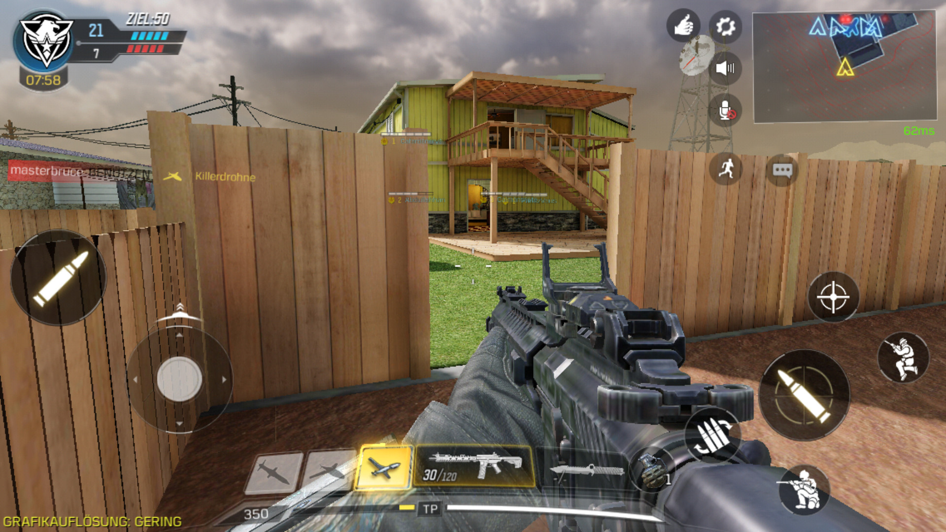 Screenshot 1 - Call of Duty: Mobile (Android-App)