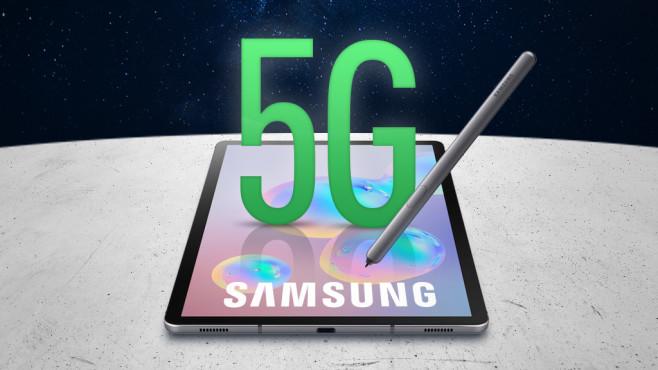 Samsung Galaxy Tab S6©Samsung, iStock.com/Friedrich, iStock.com/subman