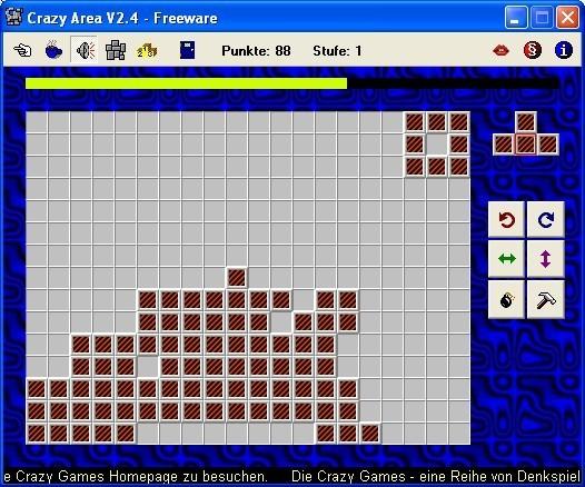 Screenshot 1 - Crazy Area